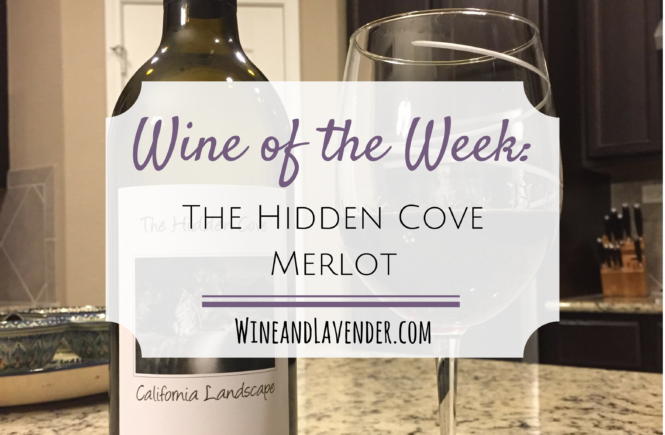 The Hidden Cove Merlot