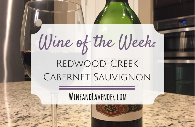 redwood creek wine review