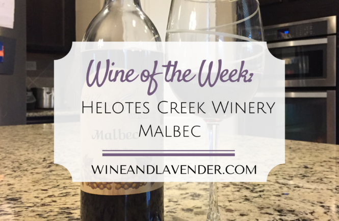 Here is a wine review of Helotes Creek Winery Malbec. Click here to see how it went!