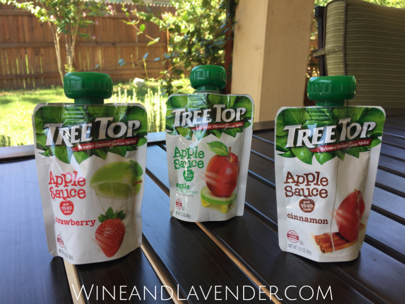 Tre Top Apple Sauce pouches come in a variety of flavors, making them the best packable snack for road trips. Find out more about these healthy snacks for kids. Click here.