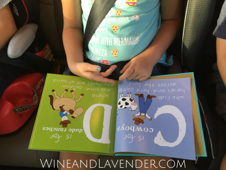 Keeping kids busy on your road trip can certainly help to make your trip less stressful! Find out what we brought on our road trip- click here.