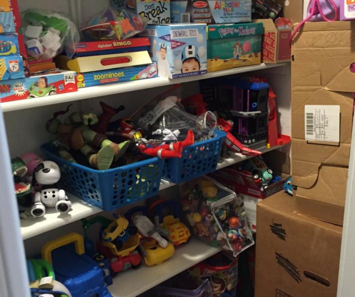 6 Reasons to De-Clutter Your Casa