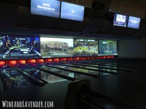 Casa Blanca Bowling Alley