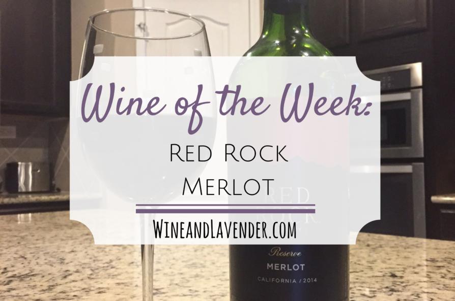 Wine of the Week: Red Rock Merlot