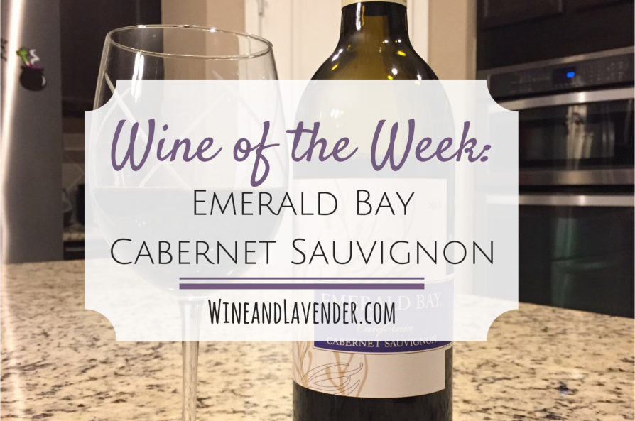 Wine of the Week: Emerald Bay Cabernet Sauvignon 2013