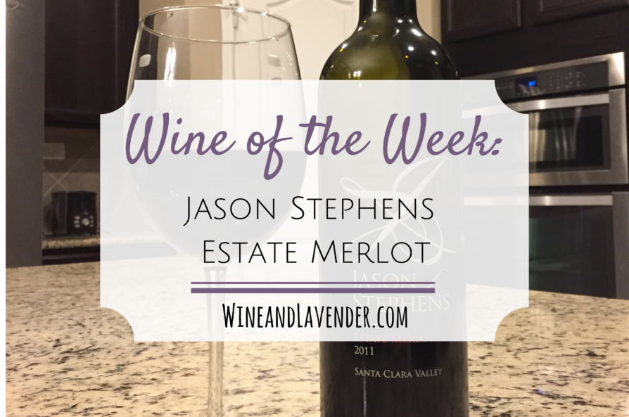 Wine of the Week: Jason Stephens Estate Merlot