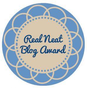 Real Neat Blog Award!!