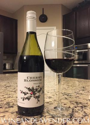Cherry Blossom Pinot Noir