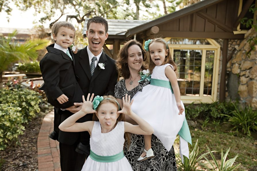Why You Need Imperfect Family Photos