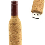 The cork wine bottle USB is a perfect gift for wine lover. Click here to see more.