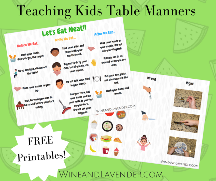 100 Dining Etiquette And Table Manners Amazon Com  : Teach Your Kids Table Manners IT2 from goodresumeformat.site size 940 x 788 png 579kB