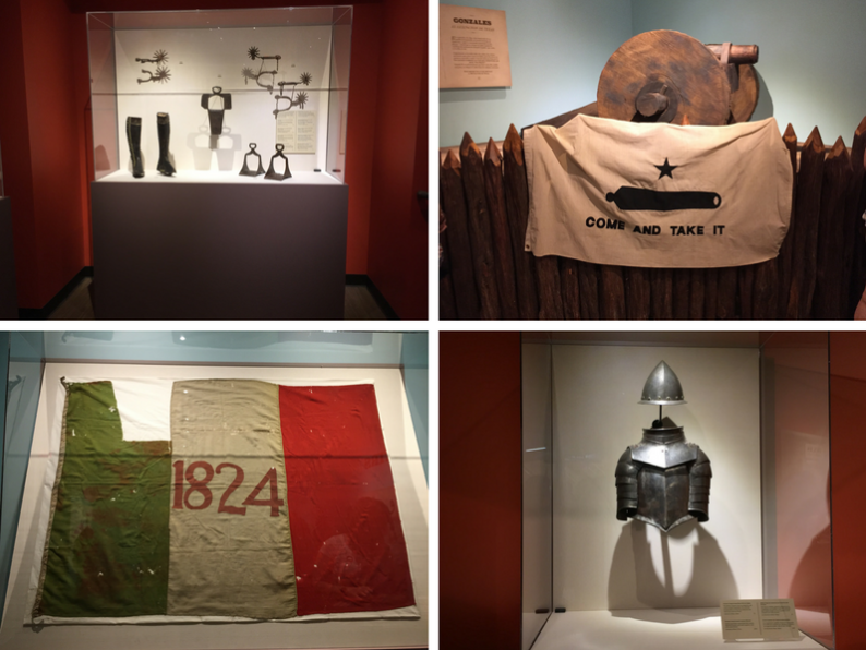 Battle for Texas is an exhibition of 250+ artifacts from the battle at the Alamo. Come experience what is was like to have been there through amazing re enactments and information. Click here to learn more.