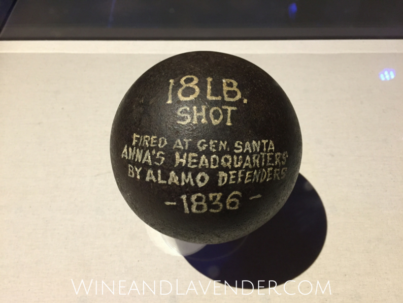 Come experience the Battle of the Alamo in San Antonio Texas at Battle for Texas, an exhibition of 250+ artifacts from the battle. Find out more here.