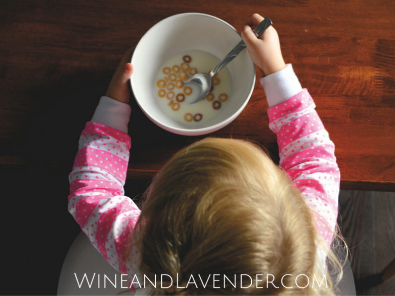 Make your kids morning routine easier by having them make their own breakfast. For tips and tricks on how to do this , visit: