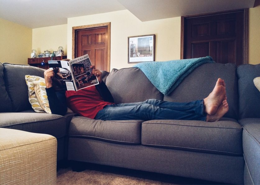 10 Things My Lazy Husband Taught Me That Changed My Life
