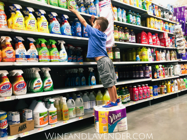 Ad: Find out the EASIEST way to clean summer messes so the kids can have fun and you can enjoy your summer, too! Check out @VivaTowels and @Clorox and #Unleashthecleansquad !! Click here.