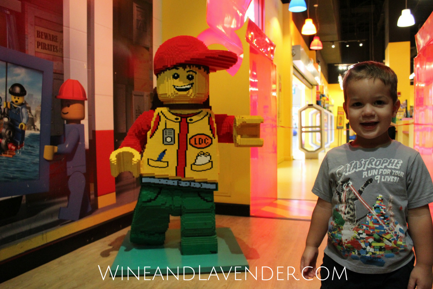 Legoland Discovery Center in Grapevine TX is one of the best places to take kids! Find out why here.