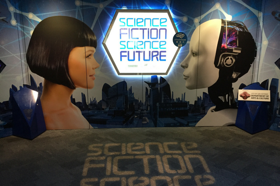 Science Fiction Science Future at The DoSeum