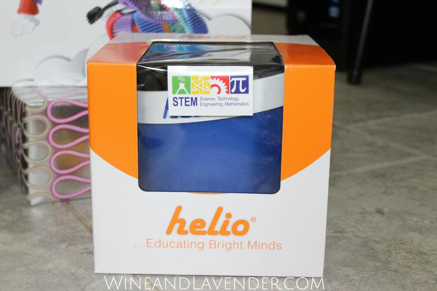 The Helio Night Light Projection system is more than a great STEM toy, it's an award winning educational toy that is definitely one of the great gifts for kids this holiday season. Find out why both kids and parents love it here.