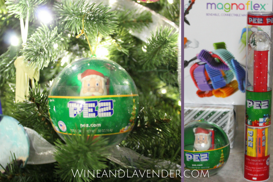 Pez Christmas Ornament Collection and Holiday Tubes make great stocking stuffers and gifts for kids. Find out why here.