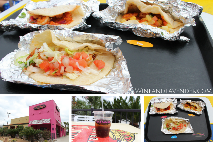 If you're looking for yummy food in San Antonio, check out Taco Cabana- they offer freshly made delicious tacos! Find out how to win free food from Taco Cabana here.
