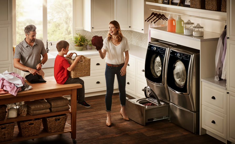 7 Things to Look for When Buying a Washer that Will Make Your Life Easier