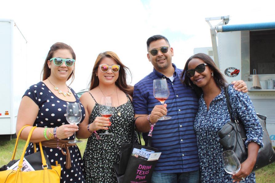 Texas Wine Revolution 2018