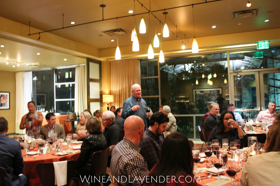 William Chris Winery held a dinner at Biga on the Banks that showcased their 100% Texas Wines. Find out more about this William Chris Vineyards and what makes them different here.