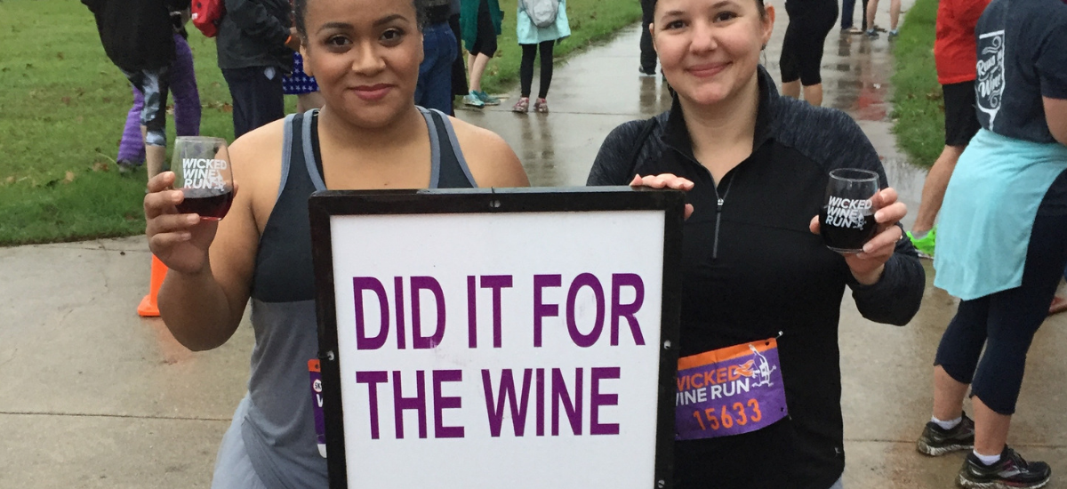 Running a 5K Race… When You're Not a Runner (And a Costume Idea!)
